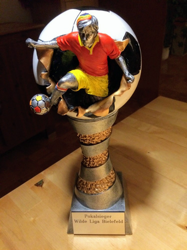 Wilde Liga Pokal