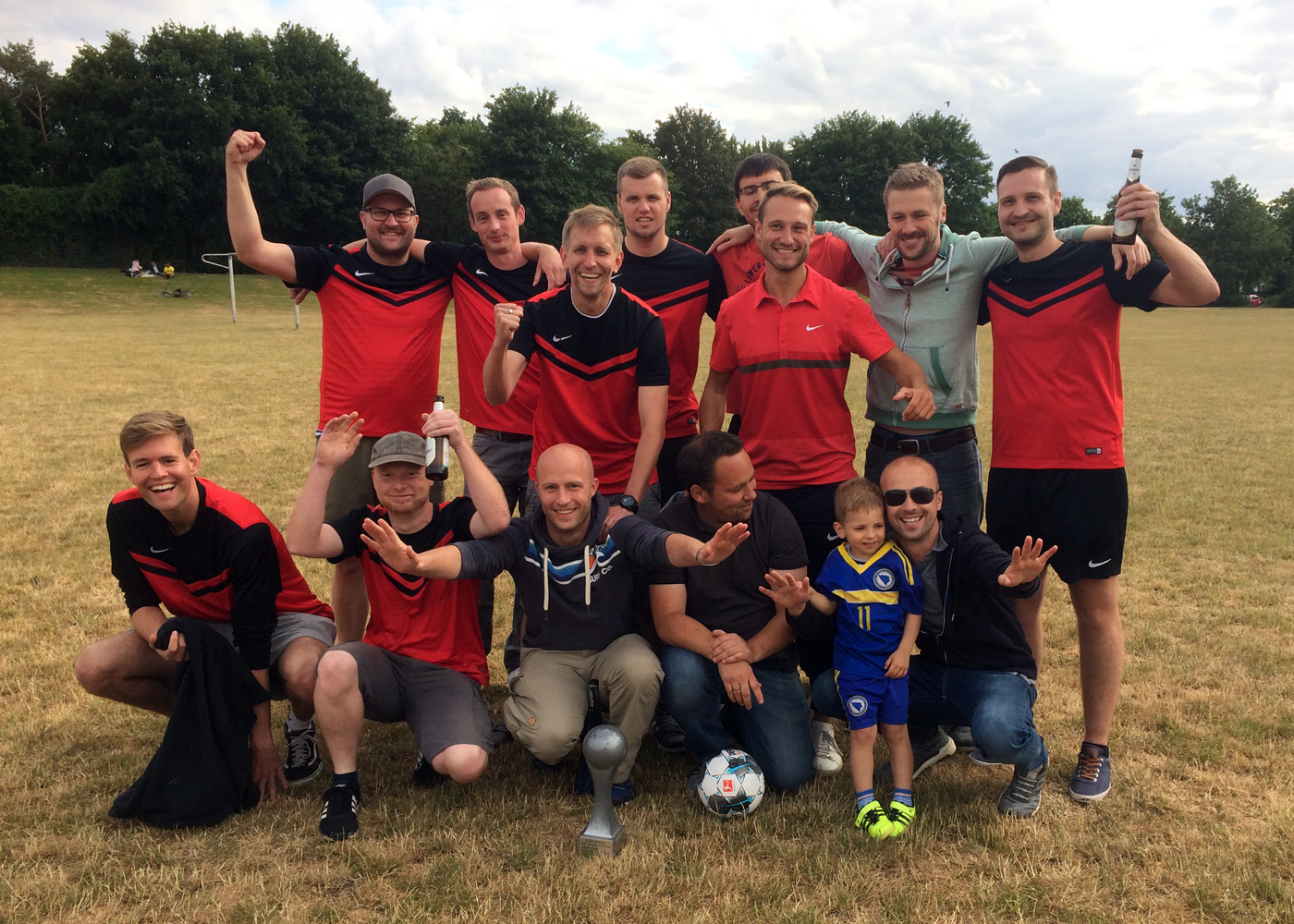 Wilder Meister 2019: Dynamo AmFahrrad ---(Foto: B.Wolff)