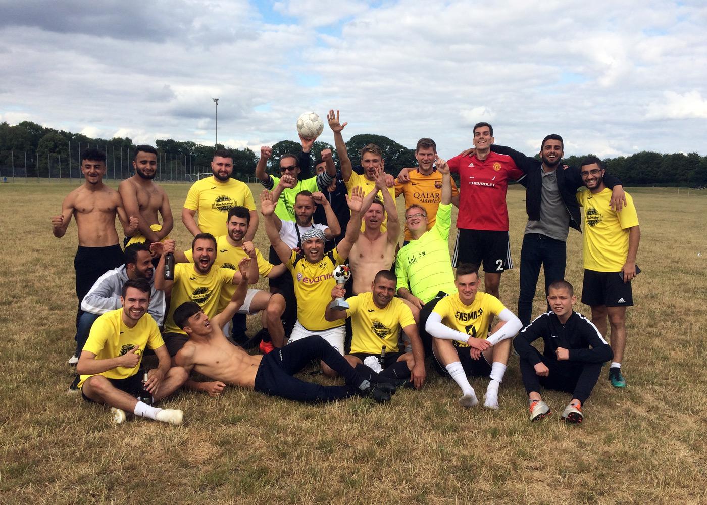 Wilder Pokalsieger 2019: Sensimilla Casa ---(Foto: B.Wolff)